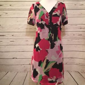 The Limited floral dress size XS